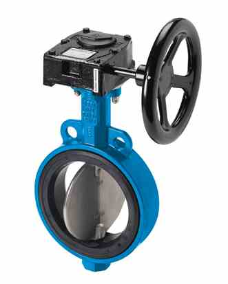 Gefa TYPE KG 2  Soft Seated Butterfly Valve