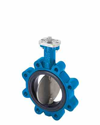 Gefa TYPE KG 4  Soft Seated Butterfly Valve
